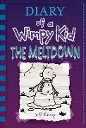 Cover-Bild zu Diary of a Wimpy Kid: The Meltdown (book 13) von Kinney, Jeff