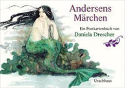 "Cover-Bild zu Drescher, Daniela (Illustr.): Postkartenbuch ""Andersens Märchen"""