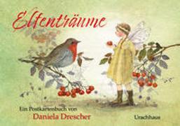 "Cover-Bild zu Drescher, Daniela (Illustr.): Postkartenbuch ""Elfenträume"""