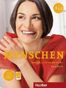 Cover-Bild zu Menschen B1/1. Kursbuch mit DVD-ROM von Braun-Podeschwa, Julia