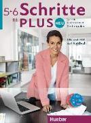 Cover-Bild zu Schritte plus Neu 5+6. Deutsch als Zweitsprache. Medienpaket von Hilpert, Silke