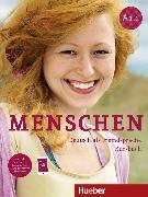 Cover-Bild zu Menschen A1/1. Deutsch als Fremdsprache / Kursbuch von Evans, Sandra