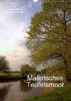 Cover-Bild zu Malerisches Teufelsmoor (Wandkalender immerwährend DIN A3 hoch) von Adam, Ulrike