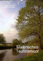 Cover-Bild zu Malerisches Teufelsmoor (Wandkalender immerwährend DIN A2 hoch) von Adam, Ulrike