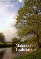 Cover-Bild zu Malerisches Teufelsmoor (Wandkalender immerwährend DIN A4 hoch) von Adam, Ulrike