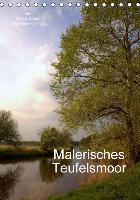 Cover-Bild zu Malerisches Teufelsmoor (Tischkalender immerwährend DIN A5 hoch) von Adam, Ulrike