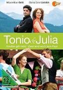 Cover-Bild zu Tonio & Julia - Kneifen gilt nicht & Zwei sind noch kein Paar von Bruck, Florentine (Ausw.)