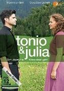Cover-Bild zu Tonio & Julia - Schuldgefühle & Wenn einer geht von Bruck, Florentine (Ausw.)