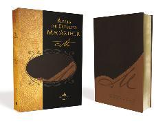 Cover-Bild zu MacArthur, John F.: Biblia de estudio MacArthur, Leathersoft, Café