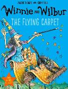 Cover-Bild zu Thomas, Valerie: Winnie and Wilbur: The Flying Carpet with audio CD