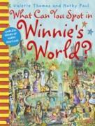 Cover-Bild zu Paul, Korky (Illustr.): What Can You Spot in Winnie's World? (eBook)