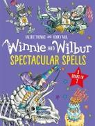 Cover-Bild zu Thomas, Valerie: Winnie and Wilbur: Spectacular Spells