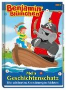 Cover-Bild zu Benjamin Blümchen: Mein Geschichtenschatz: Die schönsten Abenteuergeschichten von Riedl, Doris