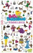 Cover-Bild zu Bibi Blocksberg Wimmelbuch von Frey, Madlen (Illustr.)