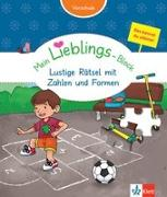 Cover-Bild zu Klett Mein Lieblings-Block Lustige Rätsel mit Zahlen und Formen von Ebbert, Birgit