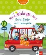 Cover-Bild zu Mein Lieblings-Block Erste Zahlen und Denkspiele von Ebbert, Dr.Birgit