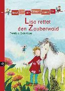 Cover-Bild zu Erst ich ein Stück, dann du - Lisa rettet den Zauberwald (eBook) von Schröder, Patricia