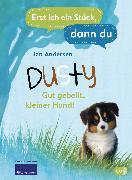 Cover-Bild zu Erst ich ein Stück, dann du - Dusty - Gut gebellt, kleiner Hund! (eBook) von Andersen, Jan