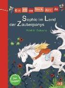Cover-Bild zu Erst ich ein Stück, dann du - Sophie im Land der Zauberponys von Schröder, Patricia