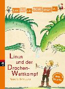 Cover-Bild zu Erst ich ein Stück, dann du - Linus und der Drachen-Wettkampf (eBook) von Schröder, Patricia