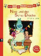 Cover-Bild zu Erst ich ein Stück, dann du - Nino und der Schul-Drache (eBook) von Fehér, Christine
