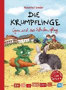 Cover-Bild zu Erst ich ein Stück, dann du - Die Krumpflinge - Egon und der Schulausflug (eBook) von Roeder, Annette