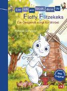 Cover-Bild zu Erst ich ein Stück, dann du - Flaffy Flitzekeks - Ein Gespenst sorgt für Wirbel von Schröder, Patricia