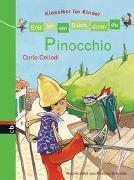 Cover-Bild zu Erst ich ein Stück, dann du - Klassiker für Kinder - Pinocchio von Schröder, Patricia