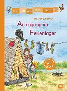 Cover-Bild zu Erst ich ein Stück, dann du - Aufregung im Ferienlager (eBook) von Schröder, Patricia