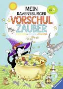 Cover-Bild zu Mein Ravensburger Vorschulzauber von Morgenroth, Felizitas