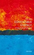 Cover-Bild zu Renewable Energy: A Very Short Introduction (eBook) von Jelley, Nick