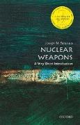 Cover-Bild zu Nuclear Weapons: A Very Short Introduction (eBook) von Siracusa, Joseph M.