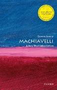 Cover-Bild zu Machiavelli: A Very Short Introduction (eBook) von Skinner, Quentin