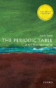 Cover-Bild zu The Periodic Table: A Very Short Introduction (eBook) von Scerri, Eric R.