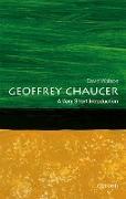 Cover-Bild zu Geoffrey Chaucer: A Very Short Introduction (eBook) von Wallace, David