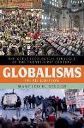 Cover-Bild zu Globalisms von Steger, Manfred B.