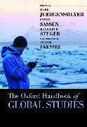 Cover-Bild zu The Oxford Handbook of Global Studies von Juergensmeyer, Mark (Hrsg.)