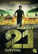 Cover-Bild zu Ryan, Chris: Agent 21 - Survival