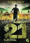 Cover-Bild zu Ryan, Chris: Agent 21 - Survival (eBook)