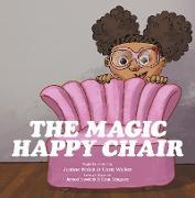 Cover-Bild zu Walker, Chris: The Magic Happy Chair (eBook)