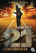 Cover-Bild zu Ryan, Chris: Agent 21 Band 03 - Codebreaker (eBook)