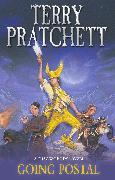 Cover-Bild zu Pratchett, Terry: Going Postal (eBook)