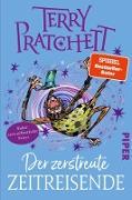 Cover-Bild zu Pratchett, Terry: Der zerstreute Zeitreisende (eBook)
