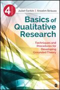 Cover-Bild zu Basics of Qualitative Research von Corbin, Juliet