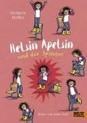 Cover-Bild zu Helsin Apelsin und der Spinner von Höfler, Stefanie