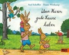 Cover-Bild zu Wenn Hasen gute Laune haben von Scheffler, Axel