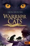 Cover-Bild zu Warrior Cats - Special Adventure. Krähenfeders Prüfung von Hunter, Erin