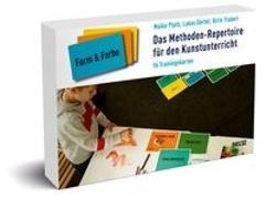 Cover-Bild zu Das Methoden-Repertoire für den Kunstunterricht von Plath, Maike
