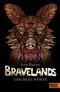 Cover-Bild zu Bravelands - Goldene Wölfe von Hunter, Erin