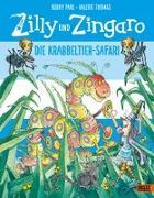 Cover-Bild zu Zilly und Zingaro. Die Krabbeltier-Safari von Paul, Korky